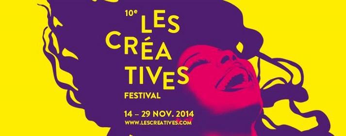 © 2014 Festival Les Créatives