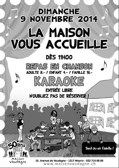 © Maison Vaudagne, Meyrin