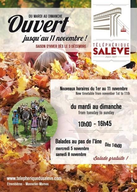 © 2014 Téléphérique du Salève