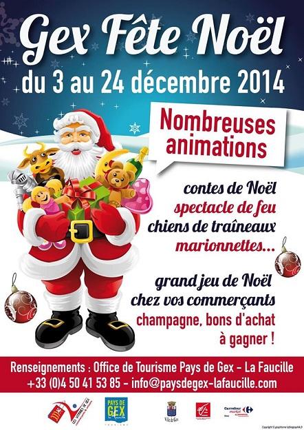 © 2014 Gex Fête Noël