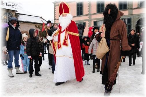 © Marché de Noël au Château de Coppet