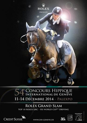 © 2014 54e Concours Hippique International de Genève