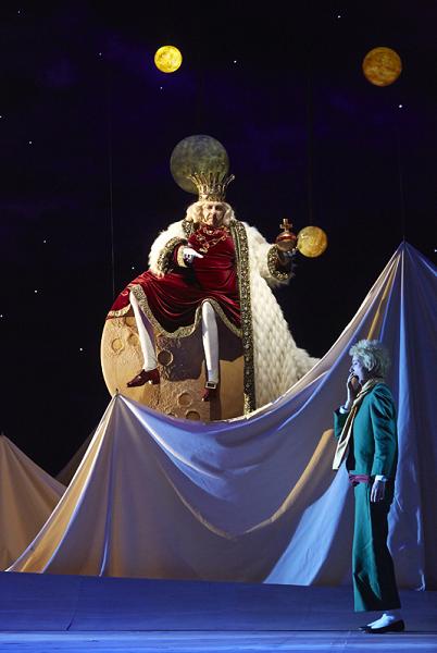 Le Petit Prince © Marc Vanappelghem