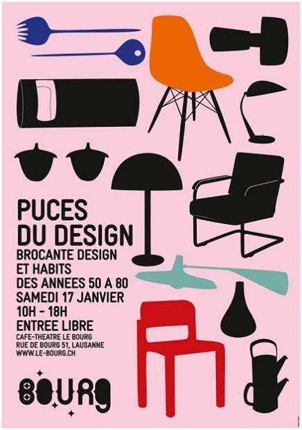© 2015 Les puces du design
