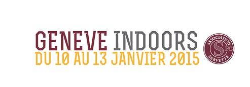 © 2015 Genève Indoors