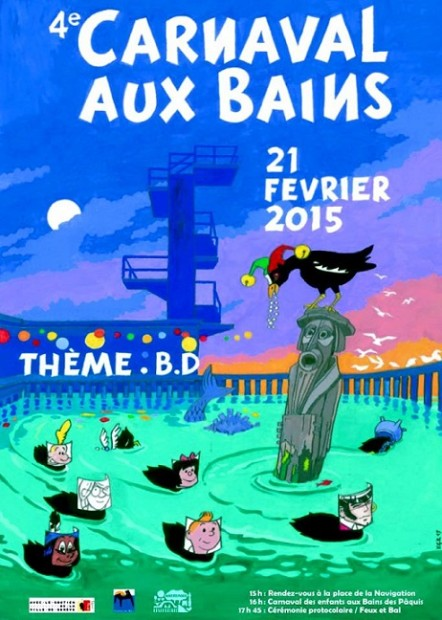 © Association d'usagers des Bains des Pâquis.