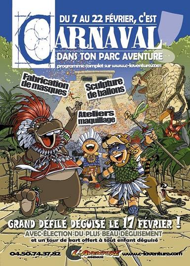 © C' l'Aventure, Annemasse (France)