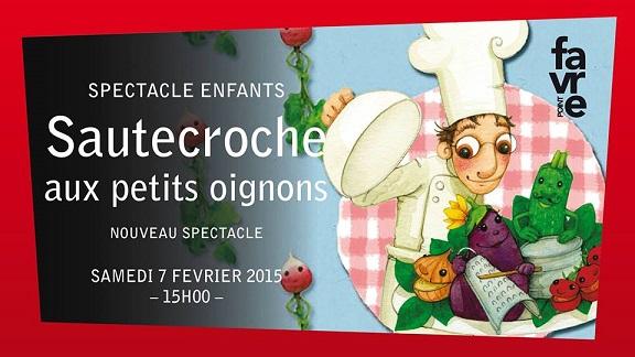 © Sautercroche aux petits oignons