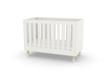 Flexa Play baby cot. Image ©  Flexa.com