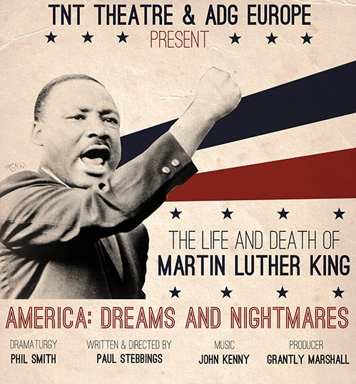 © The American Drama Group Europe and TNT theatre UK