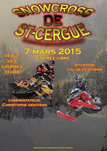 © 2015 Moto Neige Club St-Cergue
