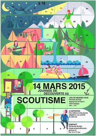 © 2015 Mouvement Scout de Suisse
