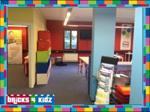 Bricks Café, St-Sulpice (Lausanne). Copyright 2012 Bricks4Kidz®.
