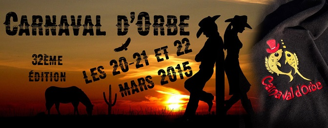 © 2015 Carnaval d'Orbe