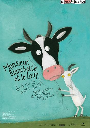 © le petit théâtre, Lausanne 2015
