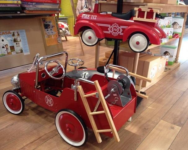 Le Carrousel Jouets, Geneva. Photo © www.genevafamilydiaries.net