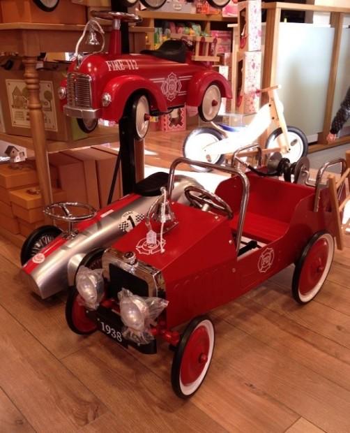Fire! Fire! - Photo © www.genevafamilydiaries.net