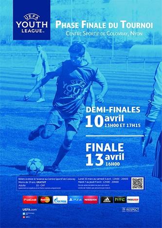 © 2015 UEFA Youth League