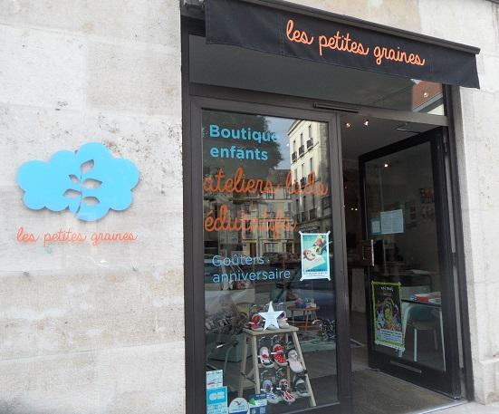 Les Petites Graines, Dijon. Photo © genevafamilydiaries.net