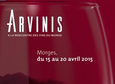 © 2015 Arvinis International Wine Fair, Morges (VD)