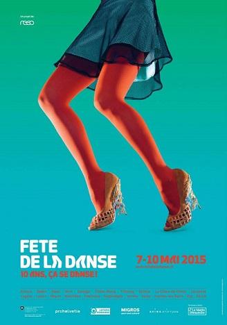 © Fête de la Danse