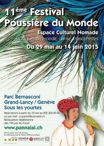 © Festival Poussière du Monde, Geneva