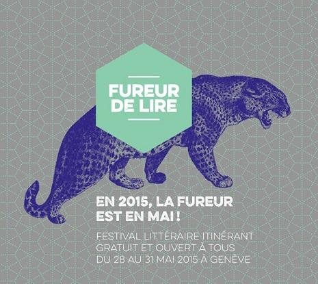 © 2015 Fureur de lire, Geneva