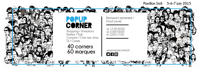 © 2015 Pop-up Corner Geneva