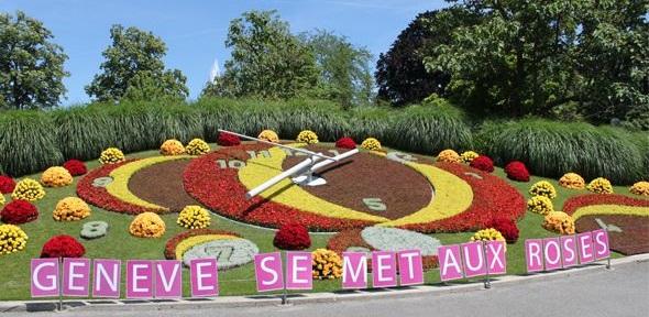 Photo © Genève se met aux Roses