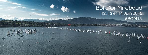 © 2015 Bol d'Or Mirabaud, Geneva