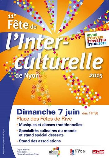 © 2015 11e Fête de l'Interculturelle de Nyon