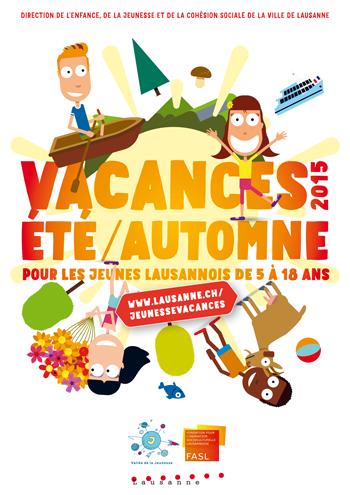 © 2015 Fondation pour l'animation socioculturelle lausannoise