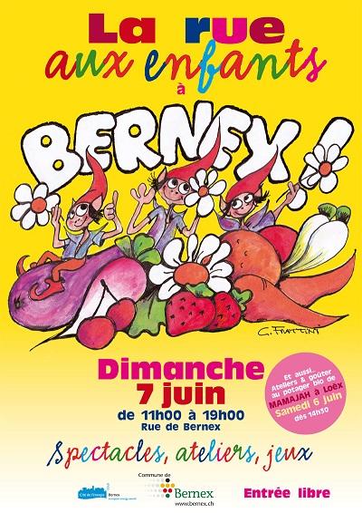 © 2015 Commune de Bernex