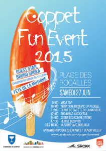 © 2015 Coppet Fun Event