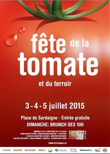 © 2015 Fête de la tomate, Carouge