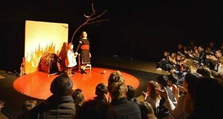 © 2015 Théâtre De l'Orangerie Genève