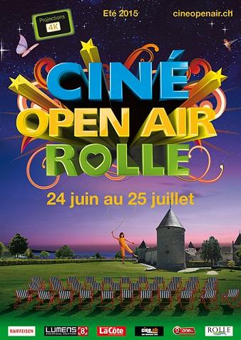 © 2015 Ciné Air, Rolle (VD)