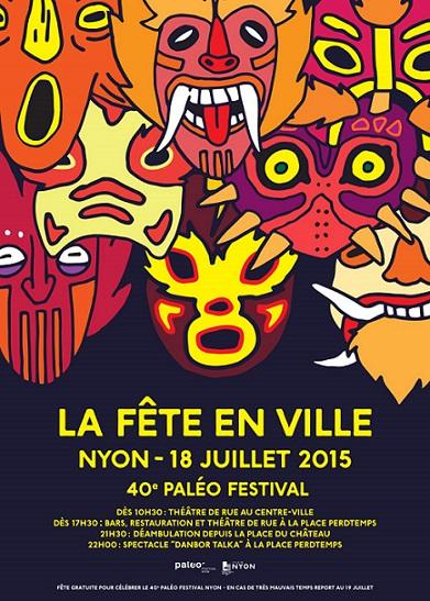© 2015 Paléo Festival Nyon|