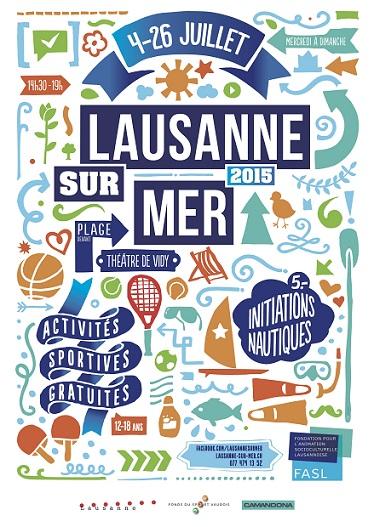 © 2015 Lausanne-sur-mer