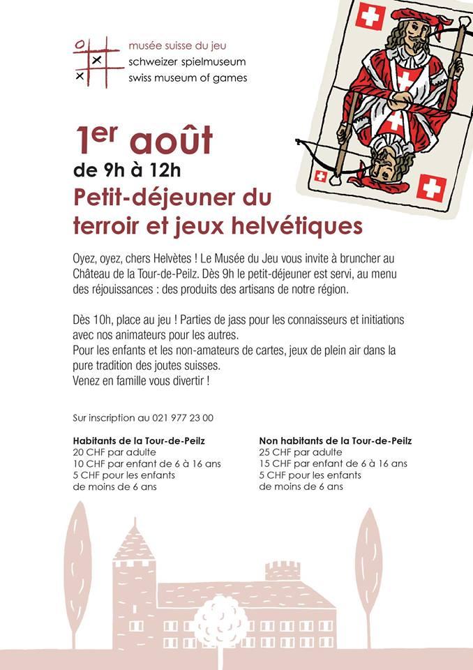Musée Suisse du Jeu - Rue du Château 11 - 1814 La Tour-de-Peilz - 021 977 23 00  © 2013 | Tous droits réservés, Musée Suisse du Jeu