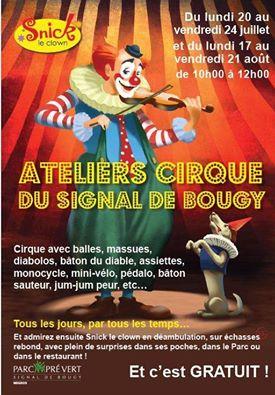 © 2015 Parc Pré Vert Signal de Bougy