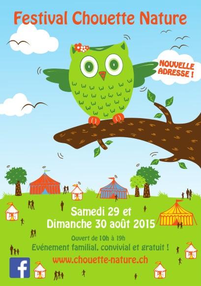 © 2015 Festival Chouette Nature, Lacconex (Geneva)