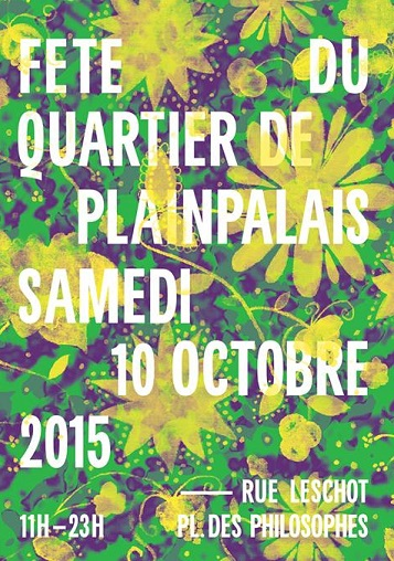 © 2015 Maison de Quartier de Plainpalais