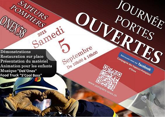 © Compagnie des Sapeurs-Pompiers d'Onex