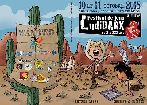 © 2015 Festival LudiDARX