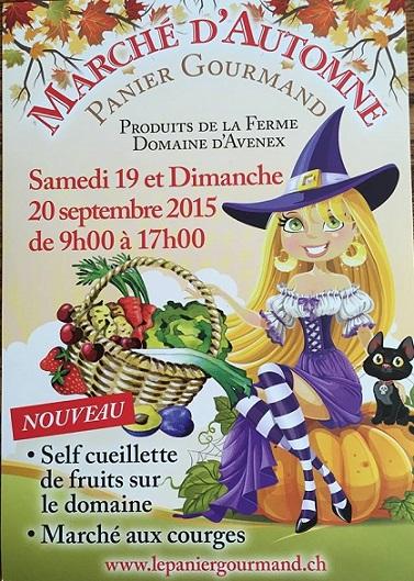 Le Panier Gourmand - SIgny (VD)