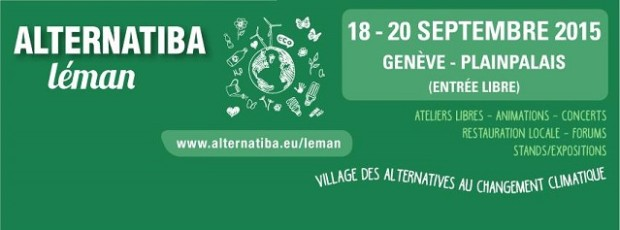 © 2015 Alternatiba Léman