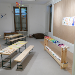 © 2015 Maison de la créativité, Conches (GE).