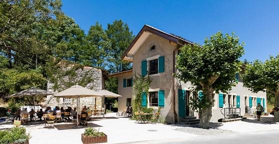 © 2015 Les Granges Restaurant Pro Natura - Dardagny (GE)
