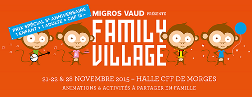 © 2015 Family Village, Morges